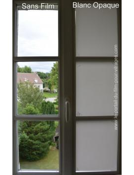 White Opaque - Blanc Opaque Saint-Gobain Solar Gard