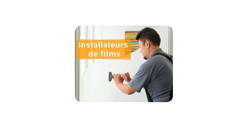 Installateurs / poseurs de films adhésifs